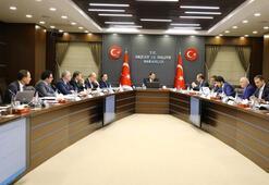 Finansal İstikrar ve Kalkınma Komitesi ilk toplantısını yaptı