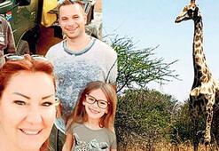 Pınar Altuğ ve Yağmur Atacanın Afrika kaçamağı
