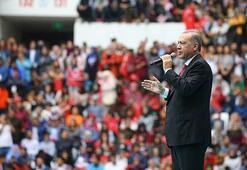 Son dakika...Cumhurbaşkanı Erdoğan tek tek saydı: Yapan karşısında önce bizi bulur