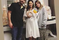 İşte Lila bebeğin ilk fotoğrafları