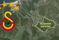 Galatasarayın Riva arazisine yapılacak proje tanıtıldı