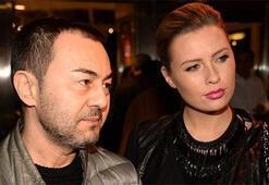 Serdar Ortaçın eşi Loughnan trafik kazası geçirdi