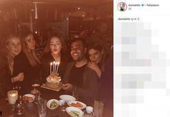 Danla Bilic yeni yaşını kutladı