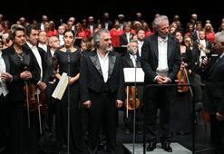 Cumhurbaşkanlığı Senfoni Orkestrası yeni sezon açılışı yapıldı