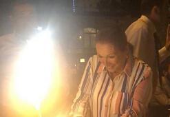 Gül Sunala Gaziantepte doğum günü sürprizi