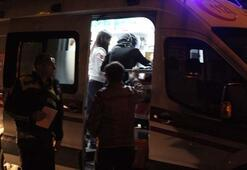 Son dakika: Kocaelide gece yarısı üst üste kazalar Çok sayıda yaralı var