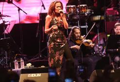 Yıldız Tilbe, Edirnede konser verdi