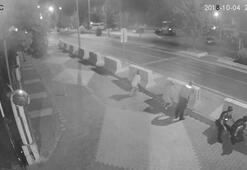 Son dakika... Polis merkezi önünde pompalı tüfekle çatışma