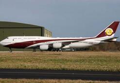 İşte Cumhurbaşkanlığı filosuna katılan yeni uçak