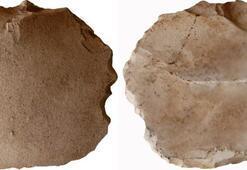 Eskişehirde 200 bin yıllık alet bulundu