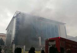Son dakika: Sultangazide huzurevinde korkutan yangın