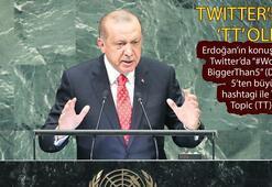 Cumhurbaşkanı Erdoğan: BM'yi insanlığın sözcüsü yapalım
