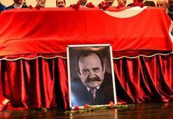 Yakup Yavrunun cenaze töreninde yürek burkan detay