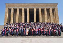 Başkent Üniversitesi 25. yaşını kutluyor