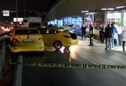 İstanbulda silahlı çatışma Polis vurarak durdurdu