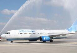 Rus Pobeda Havayollarının Sabiha Gökçen uçuşları başladı