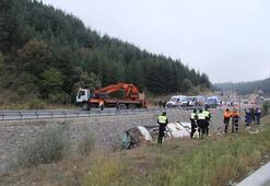Son dakika: Afyonkarahisardaki otobüs kazasında kahreden tesadüf