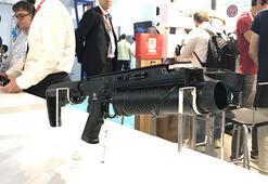 TSKya yeni yerli silah