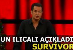 Survivor ne zaman başlayacak Acun Ilıcalıdan sürpriz açıklamalar...