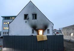 Almanyanın Nürnberg kentinde yangın: 5 ölü