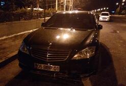 BBP Başkanı Mustafa Destici kaza atlattı