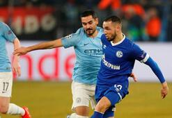 Schalke 04 - Manchester City: 2-3
