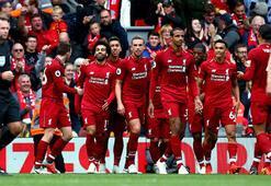 Liverpool fırtına gibi 6da 6...