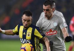 Fenerbahçe - Çaykur Rizespor: 3-2