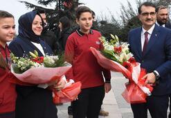 Bakan Dönmezden 20 bin kişilik istihdam müjdesi