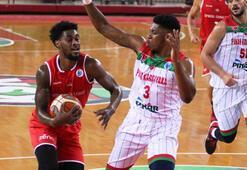Pınar Karşıyaka - Spirou Basket: 90-72