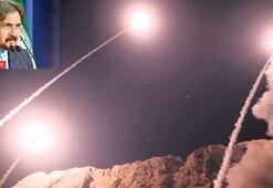 İran, Suriye'yi karadan vurdu
