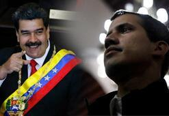 Venezuelada gerilim tırmandı Hırsızlar gibi girdiler...