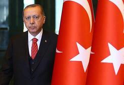 Cumhurbaşkanı Erdoğandan ikili görüşmeler