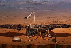 NASA, Insight uzay aracını Marsa indirmeye hazırlanıyor