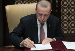 Son dakika | Cumhurbaşkanı Erdoğan imzaladı İşte resmileşen önemli atamalar...