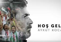 Aykut Kocaman resmen Atiker Konyasporda