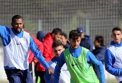 Antalyaspor idmanda turnuva maç yaptı