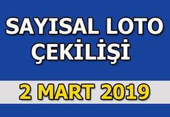 Sayısal Loto çekiliş sonuçları açıklandı (MPİ 2 Mart) Sayısal Loto sonuç sorgulama