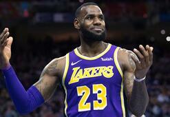 76ers, Lakersı farklı yendi
