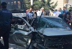 Son dakika: Ispartada feci kaza: Yaralılar var