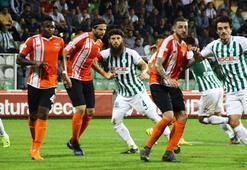 Giresunspor - Adanaspor: 0-1