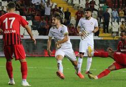 Gazişehir Gaziantep - Osmanlıspor: 2-3