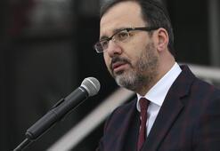 Bakan Kasapoğlundan Ankaragücü başkanına taziye telefonu