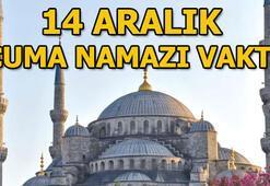 14 Aralık Cuma namazı saat kaçta İstanbul, Ankara, İzmir Cuma namazı...