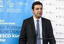 İstanbul Bilgi Üniversitesinde UNESCO Kürsüsü açıldı