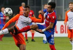 Altınordu - Montpellier: 2-4