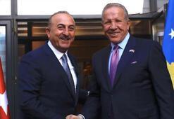 Bakan Çavuşoğlu: Kardeş Kosovadan Türkiyede darbe yapmış teröristleri burada bulundurmasını istemeyiz