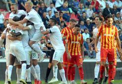 Kayserispor - Atiker Konyaspor: 0 - 2