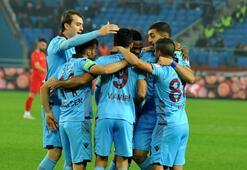 Trabzonspor evinde geçit vermiyor