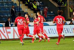 Ankaragücü - Antalyaspor: 0-1